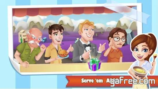 تحميل لعبة الشيف للاندرويد Rising Super Chef Cooking Game