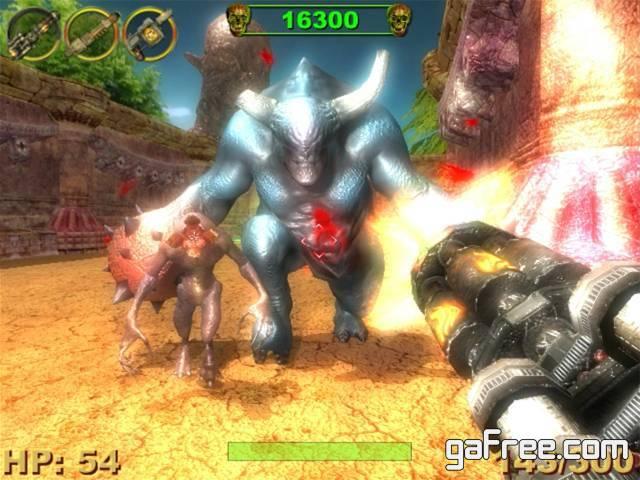تحميل لعبة قتال الاقوياء Devastator Arena