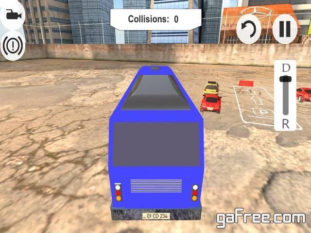 تحميل لعبة ركن السيارات للكمبيوتر Extreme Bus Parking 3D
