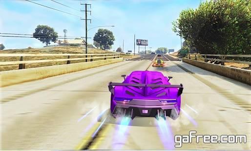 تحميل لعبة السباق في المدينة للاندرويد City Racing Drift