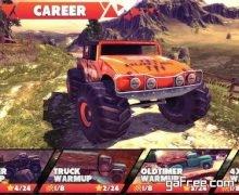 تحميل لعبة القيادة الصعبة للاندرويد Offroad Legends 2