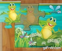 تحميل لعبة تركيب الصور للحيوانات Animals Games for kids