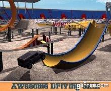 تحميل لعبة تعليم القيادة للايفون Extreme Monster Truck 3d Parking