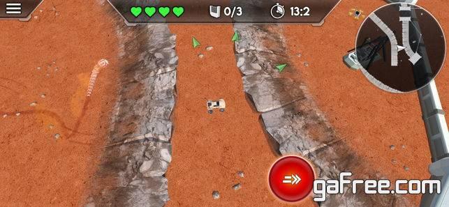تحميل لعبة اكشن رعب الهروب من الموت Desert Worms