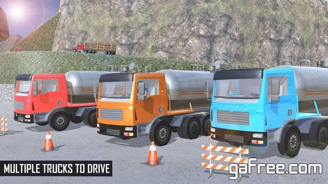 تحميل لعبة شاحنة نقل النفط Oil Tanker Supply Truck