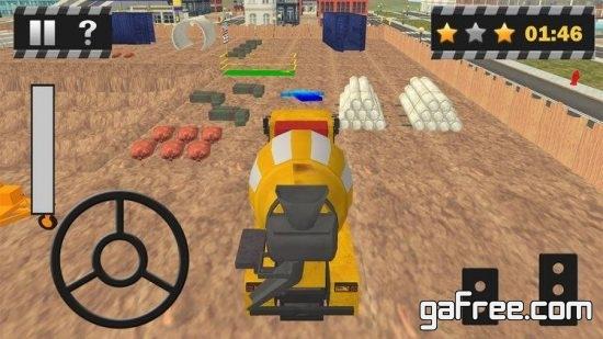 تحميل لعبة عامل البناء للايفون City Builder Country Mall