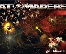 تحميل لعبة حرب الكواكب الجديدة للكمبيوتر مجانا Atomaders HD