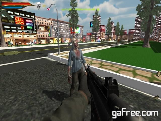 تحميل لعبة جنون الزومبي Crazy Zombies