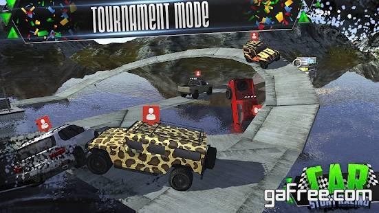 تحميل لعبة سباق سيارات الجديدة مجانا للاندرويد Car Stunt Racing