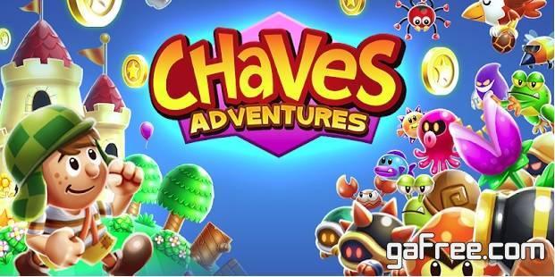 تحميل لعبة مغامرات جمع الكنوز للاندرويد Chaves Adventures