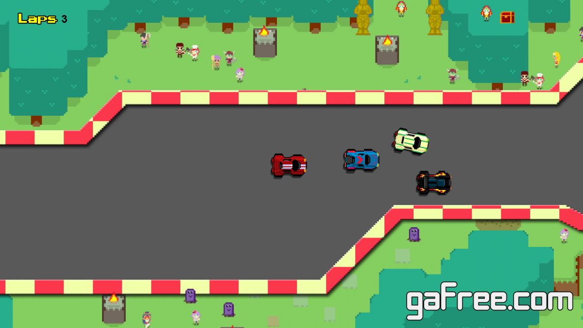 تحميل لعبة سباق سيارات صغيرة الحجم Mortal Racer