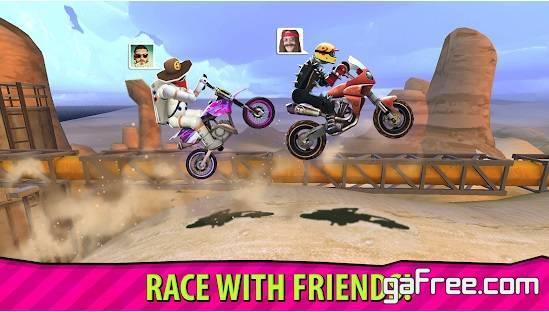 تحميل لعبة ستيك مان الدراجات النارية Stickman Trials