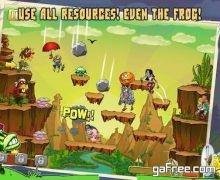تحميل لعبة النباتات ضد الزومبي الحديثة للاندرويد Zombie Harvest