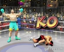 تحميل لعبة الملاكمة للاندرويد مجاناً Ninja Punch Boxing Warrior
