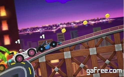 تحميل لعبة القيادة الصعبة للسيارات للاندرويد Night Racing