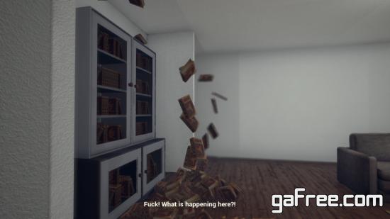 لعبة رعب للكمبيوتر Half