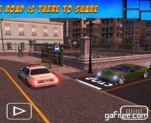 تحميل لعبة مدرسة قيادة السيارات للايفون Driving School Sim