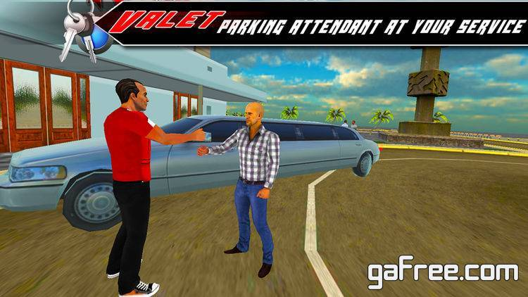 تحميل لعبة مواقف السيارات للايفون Valet Car Parking Game