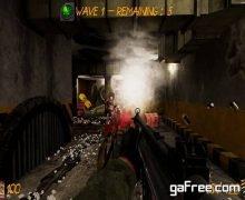 تحميل لعبة اطلاق النيران على العدو Blood Sewer