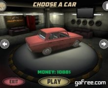 تحميل لعبة قيادة السيارات الجديدة للكمبيوتر مجانا Crazy Derby