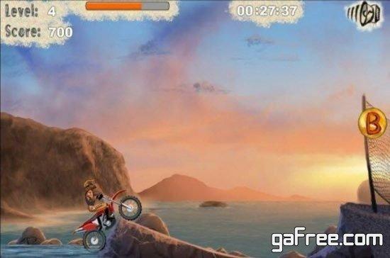 تحميل لعبة الدراجات النارية الخطيرة للكمبيوتر Coast Bike