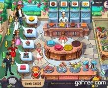 تحميل لعبة ادارة المقهى الجديدة للكمبيوتر مجاناً Cake Cafe