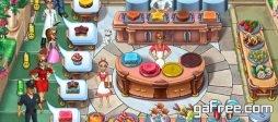 تحميل لعبة ادارة المقهى الجديدة للكمبيوتر مجاناً Katy And Bob: Cake Cafe