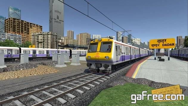 تحميل لعبة محاكاة القطارات للايفون Local Train Simulator