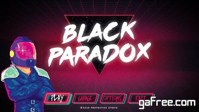 تحميل لعبة قتال المخلوقات الفضائيه Black Paradox