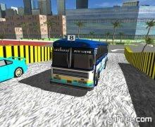 تحميل لعبة مدرسة قيادة السيارات للايفون Bus Driving School
