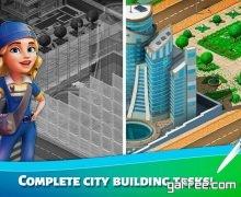 تحميل العاب بناء مدن للاندرويد Sun City: Green Story