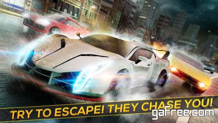 تحميل لعبة سباق سيارات جديدة للايفون Top Speed Runner: Fast Car