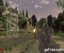 تحميل لعبة الهجوم المفاجئ Capturing A Military Base In Rocks