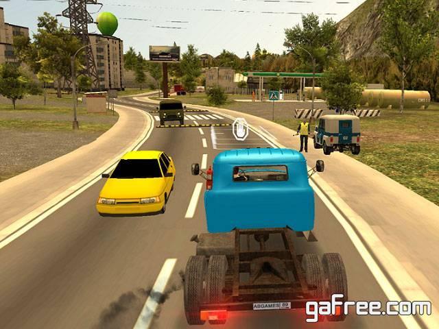 تحميل لعبة القيادة السيارات الجديدة Russian Car Driver