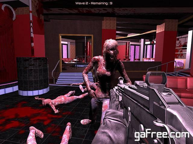 تحميل لعبة فندق الزومبي Zombie In Hotel
