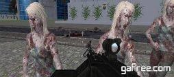 تحميل لعبة التصويب على الزومبي الجديدة Zombie In New City