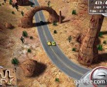 تحميل لعبة سباق سيارات جديدة للكمبيوتر  Intense Racing 2