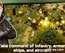 تحميل العاب حرب استراتيجية جيوش Art of War 3: PvP RTS