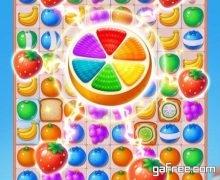 تحميل لعبة الفواكه المتشابهه الجديدة للاندرويد Fruits Bomb