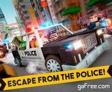 تحميل لعبة زعيم اللصوص للايفون Robber Race Escape