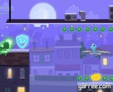 تحميل لعبة مغامرات البطل الخارق PJ Masks Moonlight Heroes