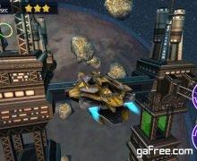 تحميل لعبة السفر في الفضاء للايفون 3D Space Ship Simulator