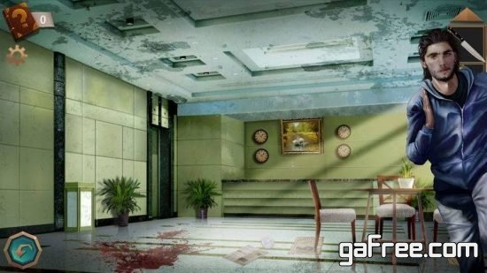 تحميل لعبة الغاز الزومبي للايفون Escape If You Can