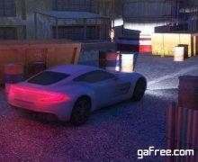 تحميل لعبة القيادة الليلية 3D Night Parking Simulator