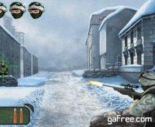 تحميل لعبة قتال الحرب للايفون Arctic Commando