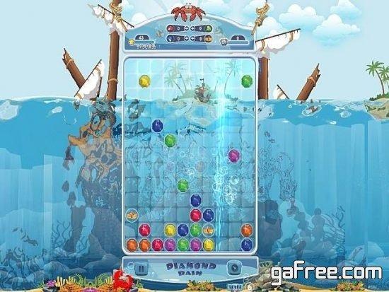 لعبة المغامرات والتحديات Diamond Rain 2