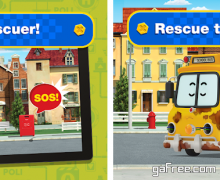 تحميل العاب للاطفال اندرويد Robocar Poli Games