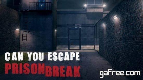 تحميل لعبة الهروب من السجن للايفون Can You Escape - Prison Break