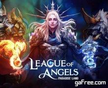 تحميل العاب الحروب من اجل البقاء League of Angels-Paradise Land