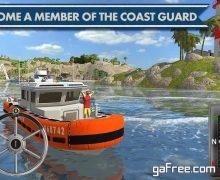 تحميل لعبة شرطة الانقاذ البحري Coast Guard